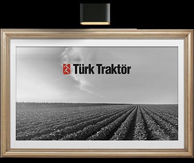 1996  - Türktraktör Bayiliği