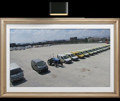 2011 - Ticaret Araç Merkezi