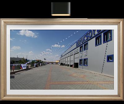 2013 - Iveco Servis Açılışı